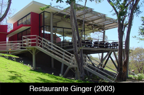 Restaurante Ginger