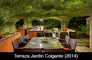Hanging Garden Terrace