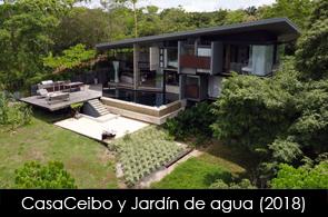 Casa Ceibo y Jardín de agua