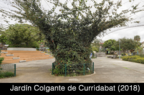 Jardín colgante de Curridabat